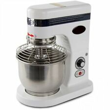 Commercial Planetary Dough Mixer Countertop Planetary 7 Litre Catering Baking