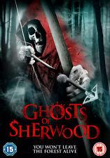 GHOSTS OF SHERWOOD    - DVD - REGION 2 UK