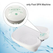 Personal Ionic Cleanse Machine Detox Foot Spa Set Basin Bath Array HOT