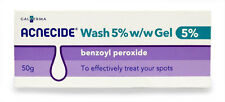 ACNECIDE TOPICAL WASH 5% 50G