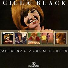 Cilla Black - Original Album Series (NEW 5CD)