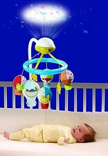 VTech Baby Proyector de Estrellas para Cuna Luz de Noche Bebe Mando a Distancia