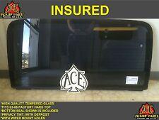 03-06 TJ Jeep Wrangler Back Glass Liftgate Lift Gate Hard Top Rear Window Heated