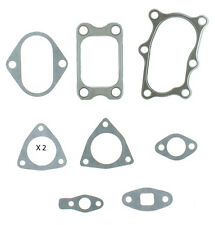 STAINLESS STEEL GASKET KIT SKYLINE R33 R32 R34 CEFIRO RB20 RB25 TURBO