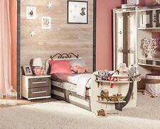 Kinderbett Schiff mit Schubkasten 80 x 190 Jugendnett Kinderzimmer