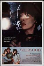 Silkwood Movie Poster 24inx36in (61cm x 91cm)