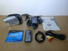 Sony Handycam Dcr-Dvd103 Dvd Camcorder ~ Video Playback & Transfer