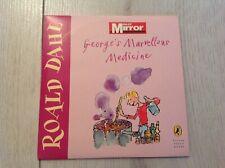 ROALD DAHL - GEORGE'S MARVELLOUS MEDICINE PROMO AUDIO CD