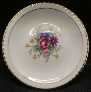 Small Winterling Marktleuthen Bavaria Plate - butter, trinkets or others