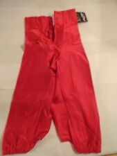 Rawling's Large Men's Football Pants RED F435-S-9 PRACTICE PANT