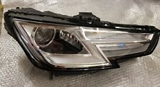 Audi A4 drivers side headlight