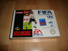 FIFA ROAD TO WORLD CUP 98 BY EA GAMES FOR SUPER NINTENDO SNES NEW FACTORY SEALED