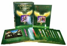 Doreen Virtue Archangel Raphael Healing Oracle Tarot Cards Deck Psychic Reading