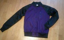 NIKE Bomber Jacket, purple/black, Size Small or UK 8-10, BNWT, RRP £80 Niketown