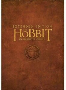 The Hobbit: An Unexpected Journey - Extended Edition [DVD] [2012][Region 2]