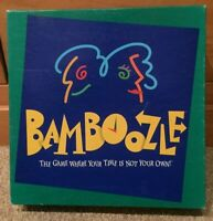 Vintage Parker Bamboozle Board Game - Complete With Instructions