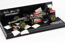 Kimi Räikkönen Lotus Renault E21 #7 Formel 1 2013 1:43 Minichamps
