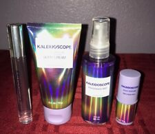 Bath & Body Works KALEIDOSCOPE Set Solid Perfume Perfume Spray Body Cream Mist
