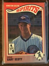 1990 Sportsprint WINSTON-SALEM Chicago Cubs Minor League Comp Team Set  H801754