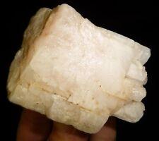 DINO: XL Natural PINK KUNZITE CRYSTAL, Pakistan - 196 g - Crystal Healing
