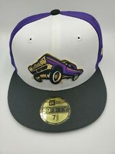 New Era Fresno Grizzlies LOWRIDERS 59FIFTY Fitted Size 7 3/8