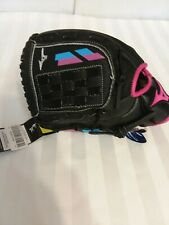"Mizuno Youth Prospect Finch 10"" Fastpitch PowerClose Lht Glove Mitt Nwt"