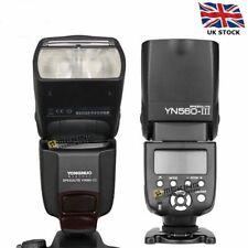 YONGNUO Wireless YN-560 III Speedlite Flash for Canon Nikon Pentax Olympus UK