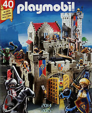 Prospekt Playmobil 2014 2015 7/14 Spielzeugkatalog Katalog Spielzeuge catalog