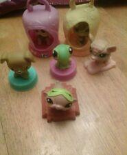 Littlest Pet Shop LPS McDonalds Lot Of 10 Animals Cute!!!