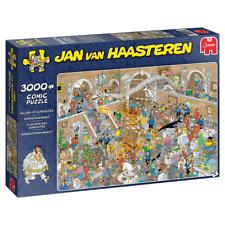 JUMBO 20031 Jan van Haasteren Kuriositätenkabinett 3000 Teile Puzzle
