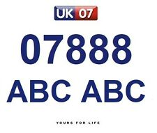 07888 ABC ABC - Gold Easy Memorable Business Platinum VIP UK Mobile Numbers