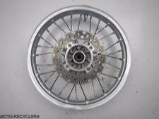 00 KX80 KX 80 rear wheel rim disc 47