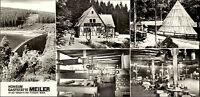 1975 Breitbild-AK DDR Konsum Gaststätte Meiler a.d. Talsperre des Friedens SOSA