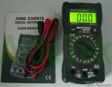 MS8233B 19-range tester multimeter  fit FLUKE Hold diode buzz AC DC non-contact
