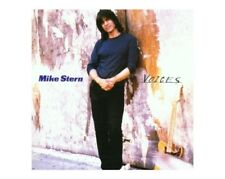 Voices by Mike Stern (Guitar) (CD, Sep-2001, Atlantic (Label)) (cd5250)