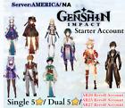(Email Delivery) American Genshin Impact Hu Tao Xiao Klee Venti Ayaka QiQi Venti