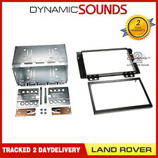 Ct23lr01a Stéréo Double Din Fascia Fitting Kit for Land Rover Freelander 04-2006