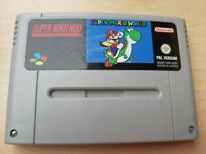 TOP: Super Mario World Super Nintendo Entertainment System von 1992 TOP
