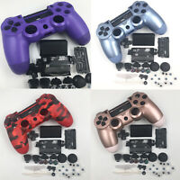 Housing Case Cover Shell Buttons for Sony Playstation 4 PS4 Slim 4 Controllers