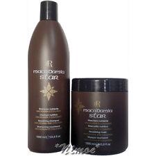 Macadamia Star Duo Max: Shampoo 1Lt + Mask 1000ml RR Line ® Racioppi Nourishing