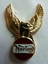 PIN'S MOTO /   SIGLE  NORTON    /  RARE