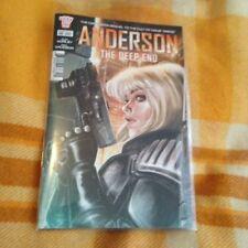 Judge Dredd 1st Edition Comic Books in English