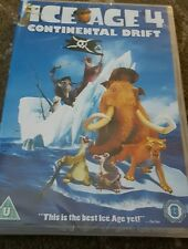 ICE AGE 4 CONTINENTAL DRIFT DVD SEALED KIDS