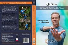 QI GONG 30-DAY CHALLENGE (Region 1 DVD,US Import,sealed.)