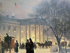 """G.Harvey""""An Evening With The President"""" 1990 Artist Proof 671/1500 w/coa"""