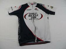 Used Broken Zipper Capo Womens Italy Made Berkeley Club Cycling Bike Jersey Sz L
