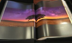 """PETER LIK Limited Edition """"EQUATION OF TIME"""" Book of Photographs Collectable"""