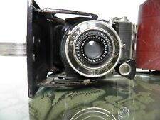 AGFA FILM B2Original Leather box LENSAnastigmat-Jgestar F8.8 ref 326.902.03