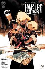 Batman White Knight Presents Harley Quinn #1 Cvr B Scalera Var NM PRESALE 10/20