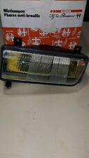 NEW Foglight Yellow ALFA 164 LS L Fog Light Romeo Left